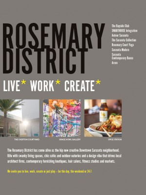 The Rosemary District