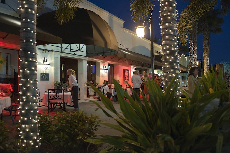 Was Awarded Its Ninth Golden Spoon Award From Florida Trend Just One Of Five Sarasota Restaurants Selected In 2017 Honored As A Best New Restaurant