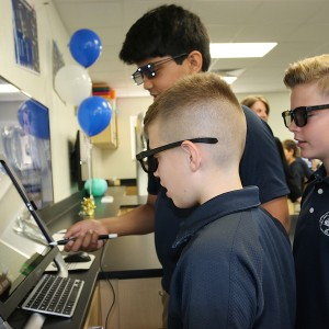 Out-of-Door Academy receives the gift of learning with the brand new Dart STEM Lab