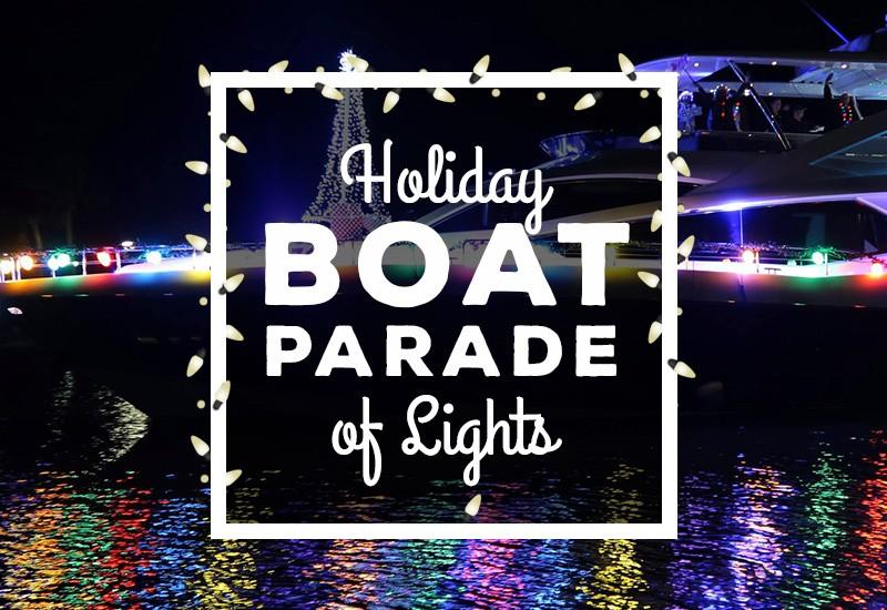 Sarasota Christmas Parade 2019 Sparkle and Shine with Marina Jack and the Sarasota Holiday Boat