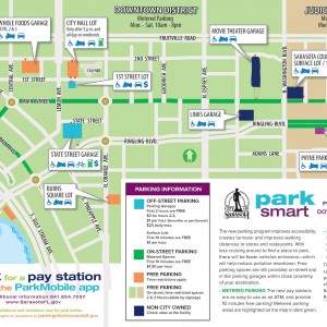 Downtown Sarasota Parking Program Begins This Week