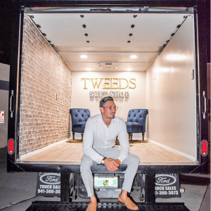 Tweeds on Wheels