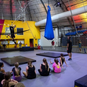 CAC and Sarasota High Unveil Circus Magnet Program