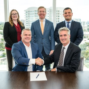 UBS Financial Advisor Teams Merge on the Suncoast to Form The Zelniker Dorfman Heritage Group
