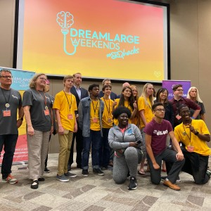Inaugural DreamLarge Weekends Culminates in Community Changemaking