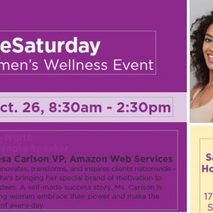 #SelfcareSaturday Free Women's Wellness Event at SMH