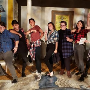 The Peanut Gallery Teen Improv Troupe and Adult Standup Comedy Class Bring Laughter to the Stage
