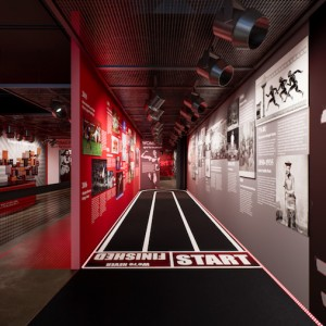 Women's Sports Museum Preview Center To Celebrate Launch Party and Phase II