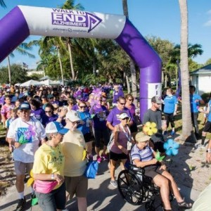 Hundreds of Sarasota/Manatee County Residents are Raising Critically Needed Awareness and Funds