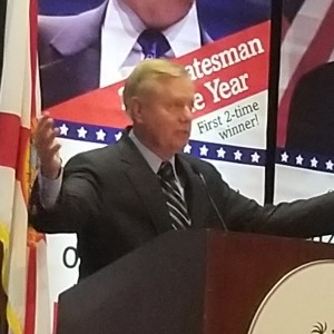 Graham Sells Personal Story As Parable of Capitalism