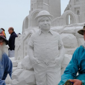 Sand Sculpting Winners Declared at 10th Annual Siesta Key Crystal Classic