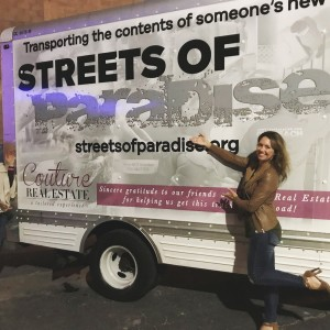 Couture Real Estate's Allison Werner Donates New Truck to Help Rehome the Homeless