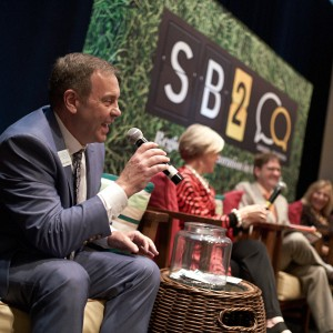 Frank Conversations and Surprising Connections Define December's SB2 Luncheon