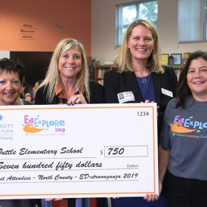 EdExploreSRQ ED-stravaganza Grant Winners Named