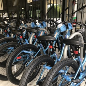 New Bike Sharing Program Launches at St. Armands Garage