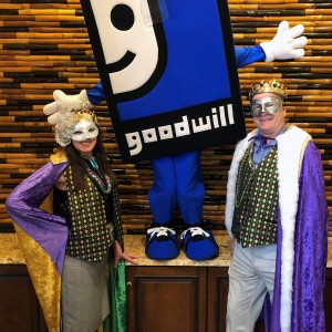 Goodwill and Michael's On East Present Annual Mardi Gras Gala