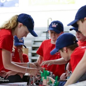 Lakewood Ranch FIRST LEGO Team to Compete on International Stage