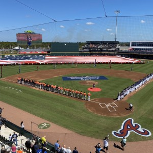 Spring Training Swings Into Sarasota