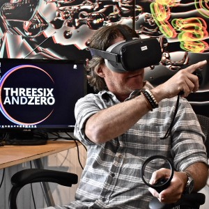 Local Outfit Employs Virtual Reality for Therapeutic Ends