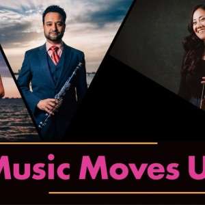Connect with Sarasota Orchestra with Music Moves Us