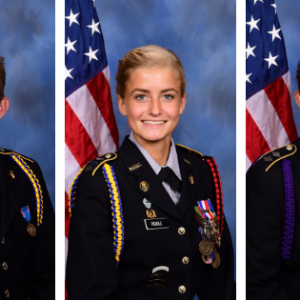 Sarasota Academy Seniors Receive Scholarships, Inaugural Award from Military Foundation
