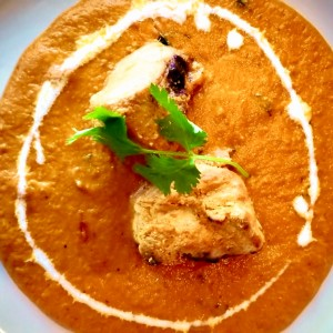 Curry Station's Butter Chicken Offers Comfort and Flavor