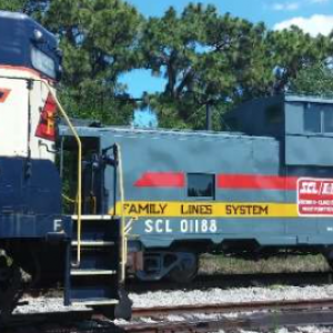 Florida Railroad Museum Reopening