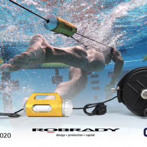 ROBRADY'S GMX7 X1-PRO Makes a Splash with 2020 Red Dot Award Win