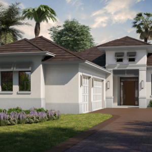 London Bay Homes Announces New Davidson Model Underway in The Founders Club
