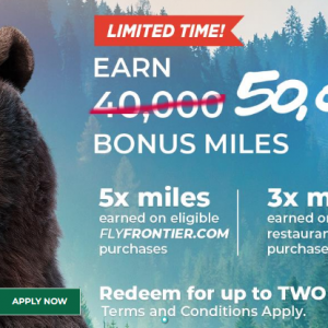 Frontier Airlines Announces New NonStop Routes for Summer 2020