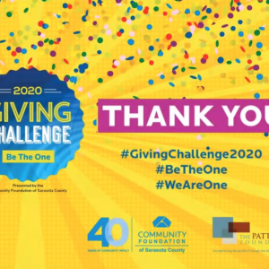 2020 Giving Challenge Prizes Award More than $286,000 to Local Nonprofit Organizations in Virtual Celebration