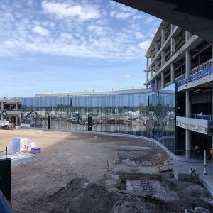 SMH-Venice Reaches Halfway Point in New Hospital Construction