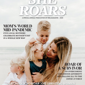 She Roars Goes Live, Shout -Out to Brianna Watkins for the Gorgeous Cover Shot of the Morgan Family
