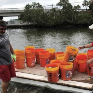 Manatee County Recreation Division Staff Step Up for Preserves During COVID-19