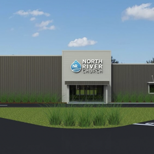 Halfacre Construction Company Begins North River Church Expansion