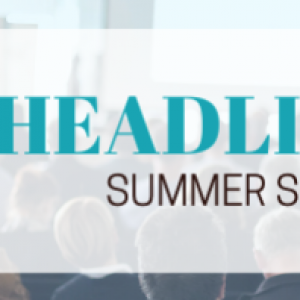 Headliners Summer Series Presents Secretary Halsey Beshears