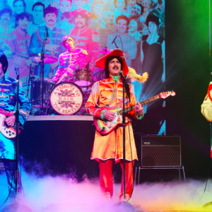 A Tribute to the Beatles Returns to the Van Wezel