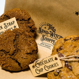 The Sand Witch Shoppe Has Arrived to Charm You with Cookies