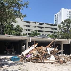 Vengroff Williams Inc. Coordinates Major Demolition for Child Protection Center