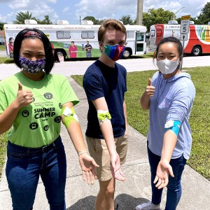 Over 170 Lives Impacted by Suncoast Science Center Blood Drive