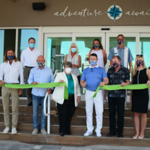 Compass Hotel Anna Maria Sound Celebrates Ribbon Cutting
