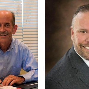 Cutsinger, Hanks Bring Public Service to County Race