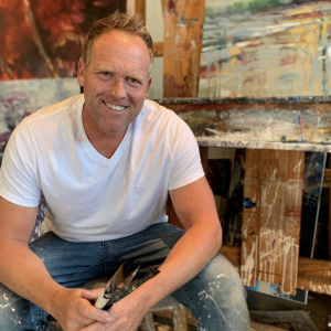 Steven Quartly's Live Studio Tour with Chasen Gallery