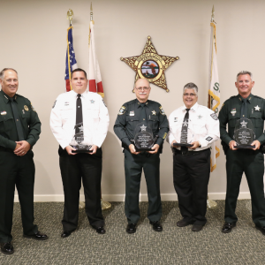 Sheriff Knight Announces 2019 Employees of the Year