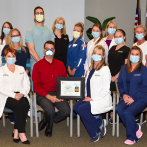 Manatee Memorial Hospital Receives the AHA/ASA Get With The Guidelines Gold Plus Quality