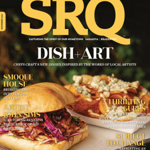 SRQ Magazine's November 2020 Edition Out Now