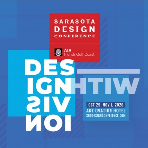 AIA Florida Gulf Coast To Host Virtual Sarasota Design Conference, Jonathan Glancey to Present Awards and Speak