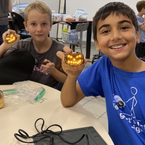 Weekend STEM Classes for Kids Back at the Fab Lab