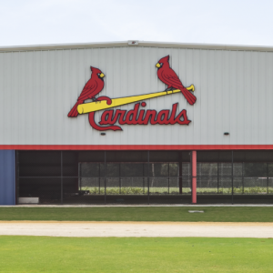 Fawley Bryant Architecture Completes Batting Tunnel for the St. Louis Cardinals