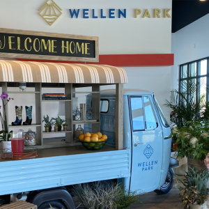 Wellen Park Opens New Welcome Center
